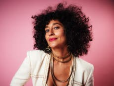 Tracee Ellis Ross: 'We're in a moment of dehumanisation'
