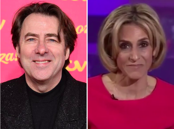Dominic Cummings: Jonathan Ross leads celebrity support for Emily Maitlis over Newsnight introduction