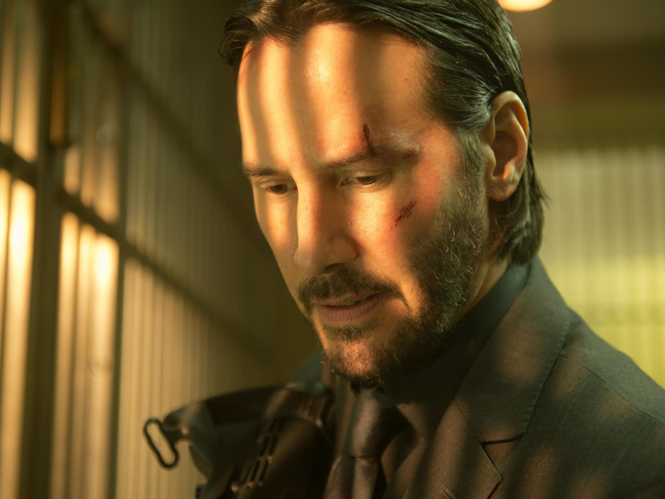 John Wick is only called John Wick because Keanu Reeves kept saying the wrong title