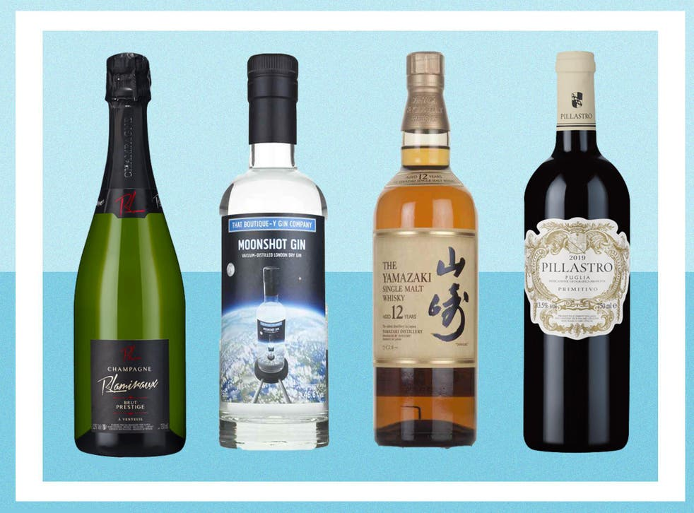 From gin at Master of Malt to a new drinks trolley from Wayfair – these are deals to know