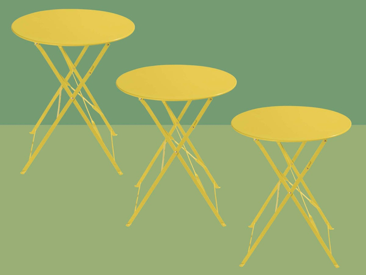 Best garden table 9: Enjoy eating outdoors this summer  The