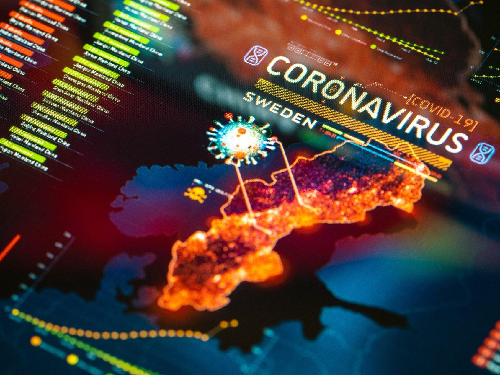 Coronavirus tracked: Charting Sweden's disastrous no-lockdown strategy