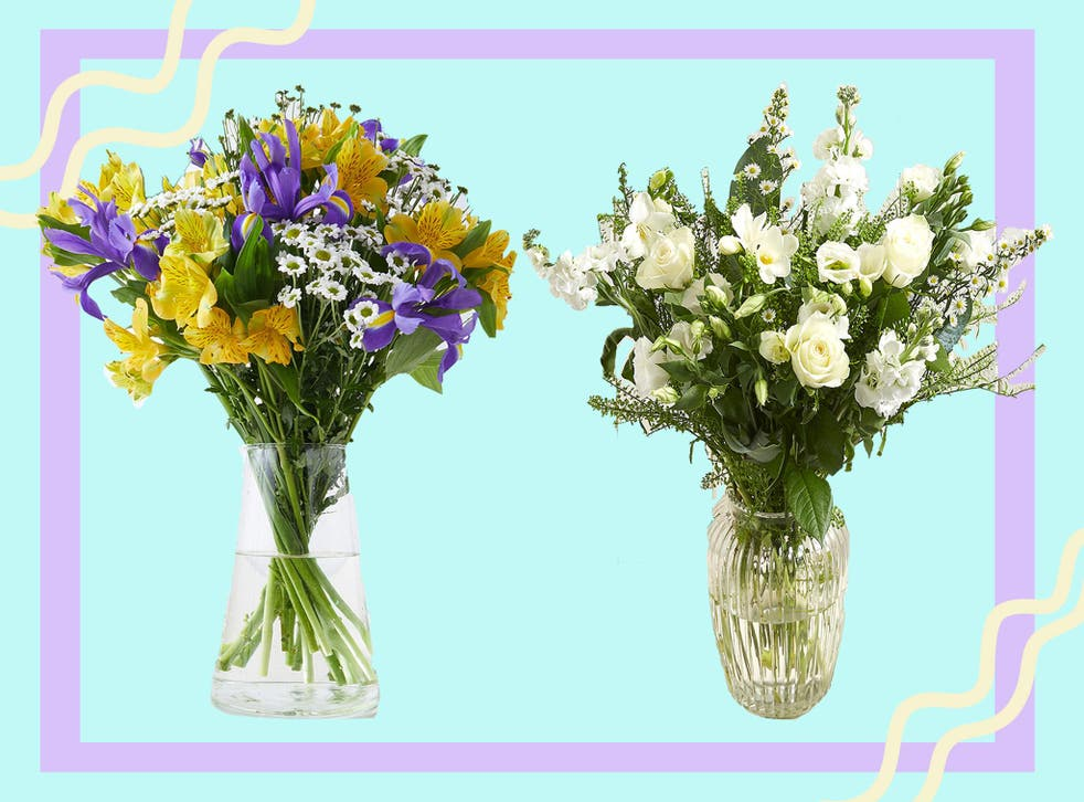 <p>We might not be able to go on holiday or hit the pub, but we can fill our homes with fresh flowers from the outside world</p>