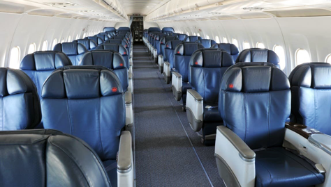 In the air tonight: Air Canada offers rock-star comfort – and social distancing – with 'Covid class'