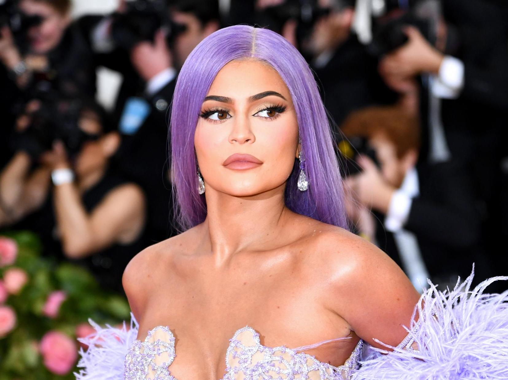 Kylie Jenner says Forbes controversy over her billionaire status is 'literally the last thing' she's worried about