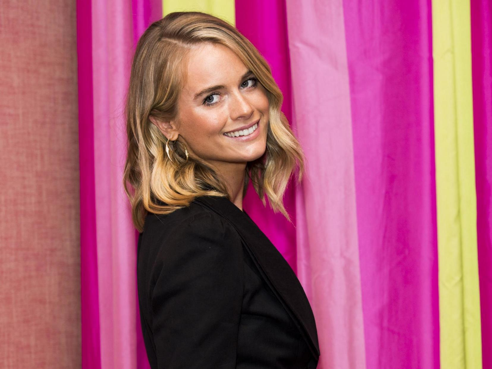 Cressida Bonas feared being labelled an 'it girl' after relationship with Prince Harry