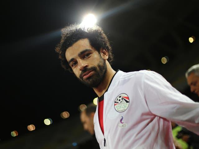 Mohamed Salah is an Egyptian hero