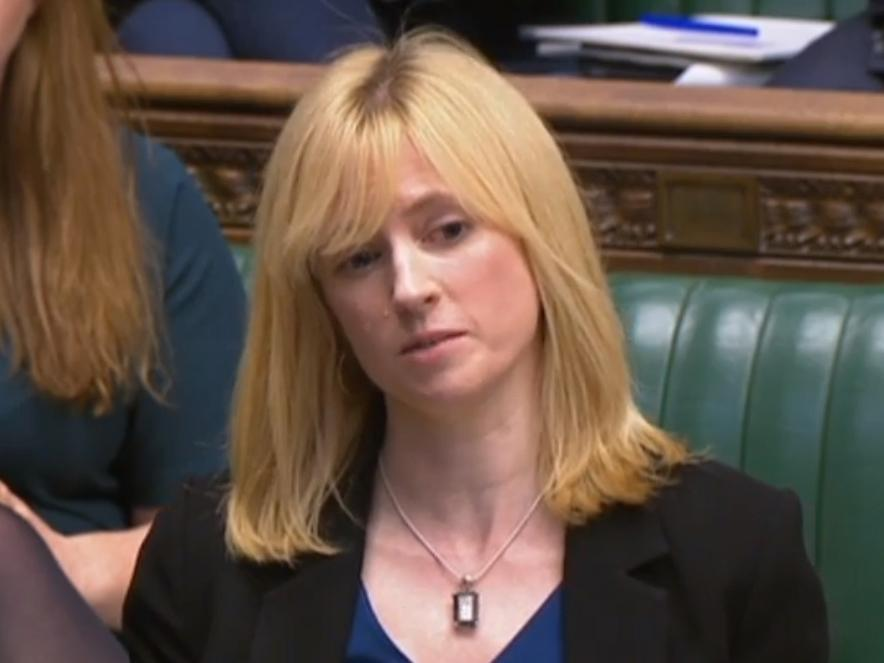 Rosie Duffield: MP resigns from Labour frontbench after breaking lockdown rules