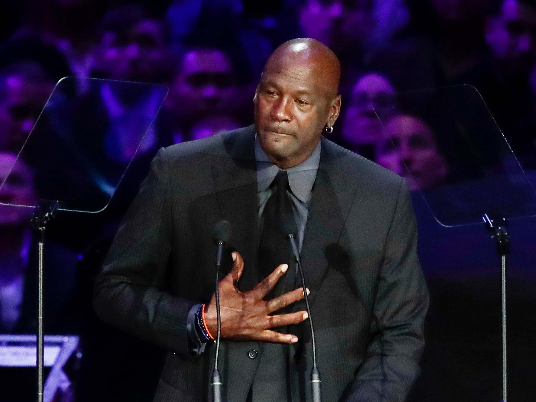 'We have had enough': Michael Jordan issues angry statement following George Floyd death