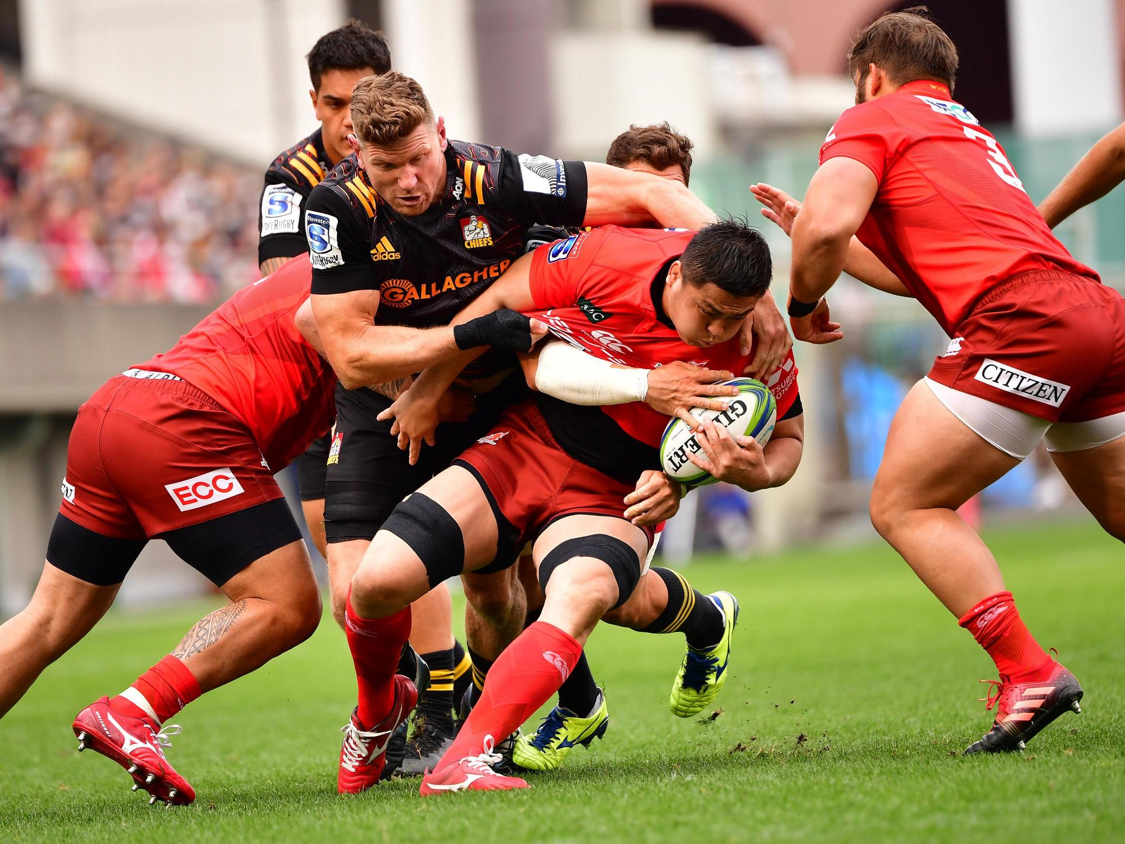 Tokyo-based Sunwolves out of Super Rugby after time runs out amid pandemic thumbnail