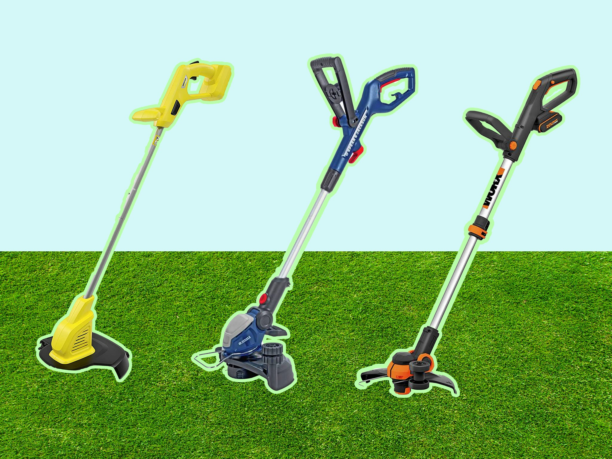 Best grass trimmer 2020: Cordless, petrol or electric machines