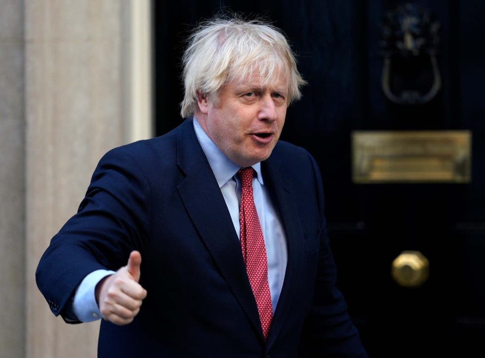 Boris Johnson urged to establish an 'international contact group' of allies to coordinate any joint intervention action