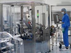 UK drug giant urged to make coronavirus vaccine patent-free