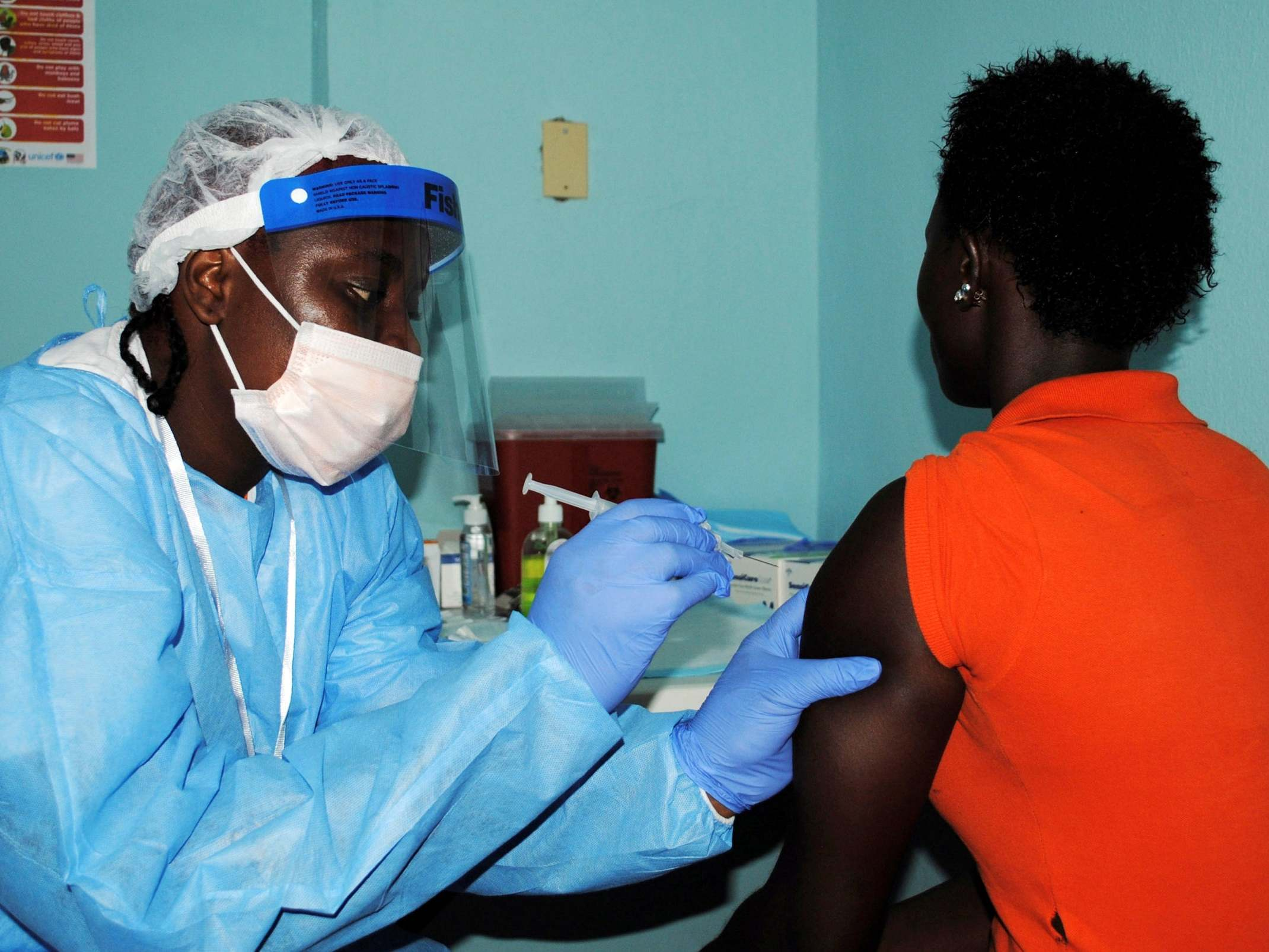 Ebola: Four dead after new outbreak in Congo
