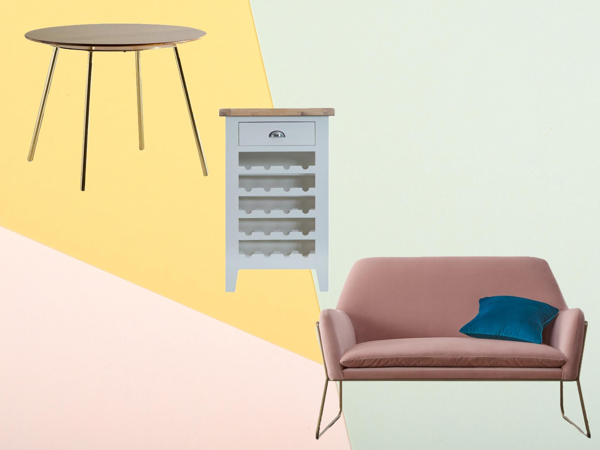 Summer furniture sales 2020: Best homeware deals from John Lewis, H&M, Zara Home and more
