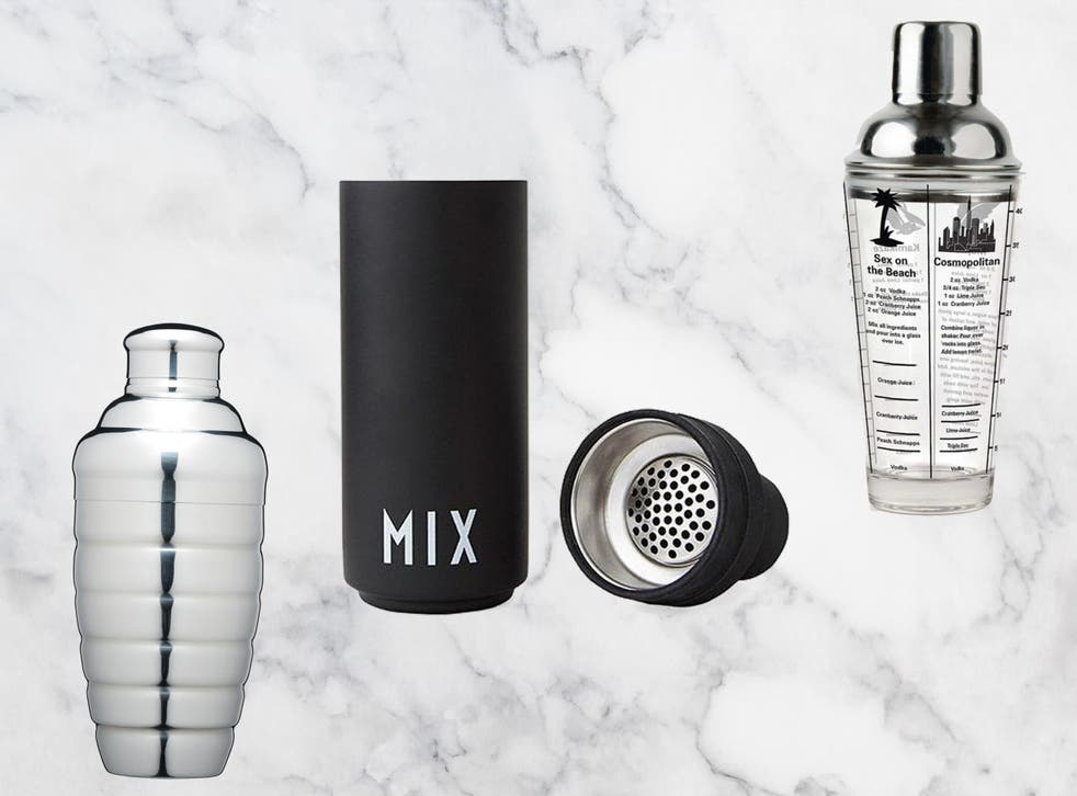 You needn't spend a lot to get yourself a great shaker, with styles in our round-up starting at under five pounds