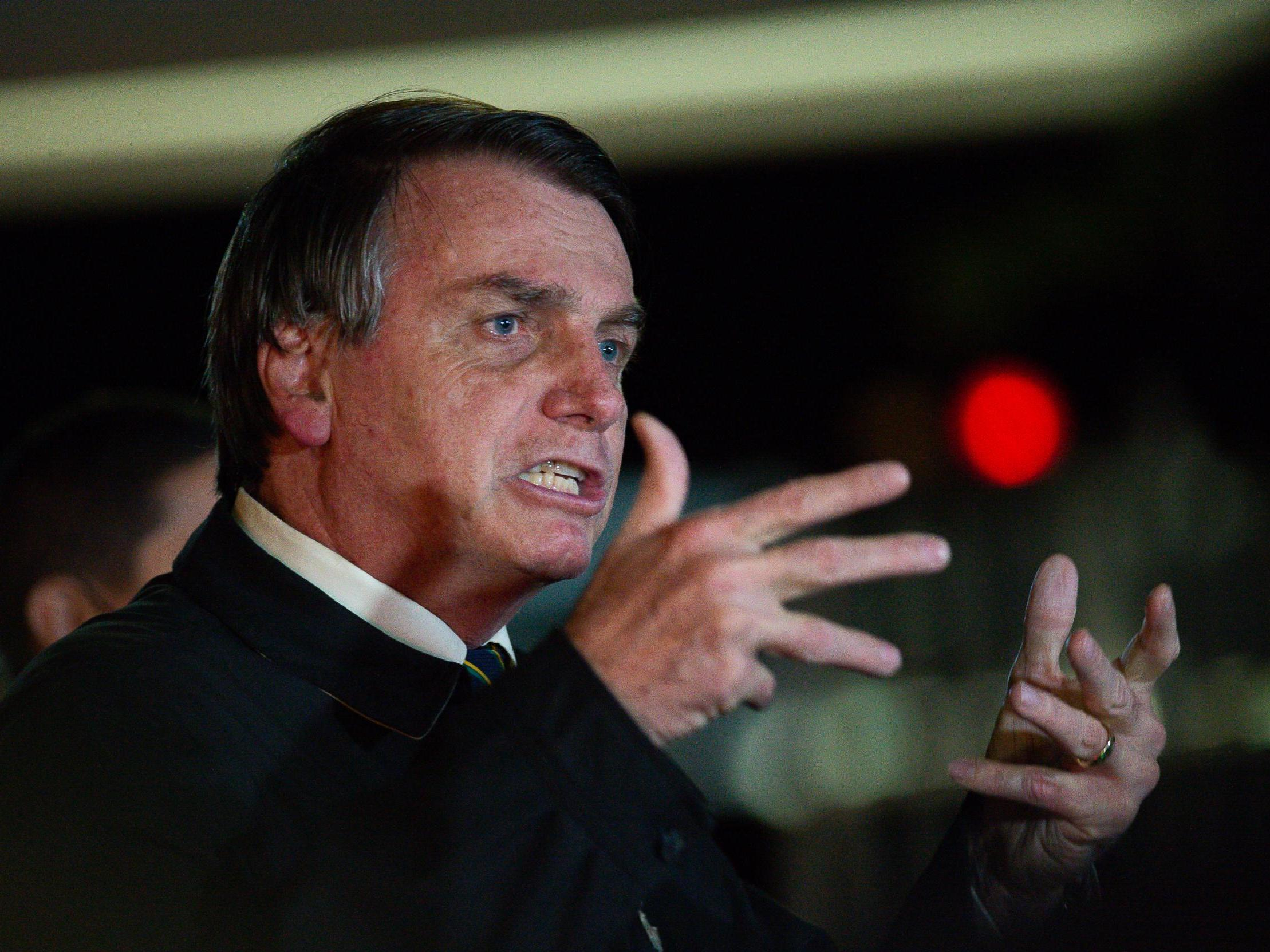 Brazil's political rivals unite to oppose Bolsonaro and 'defend life, freedom and democracy' amid spiralling coronavirus crisis