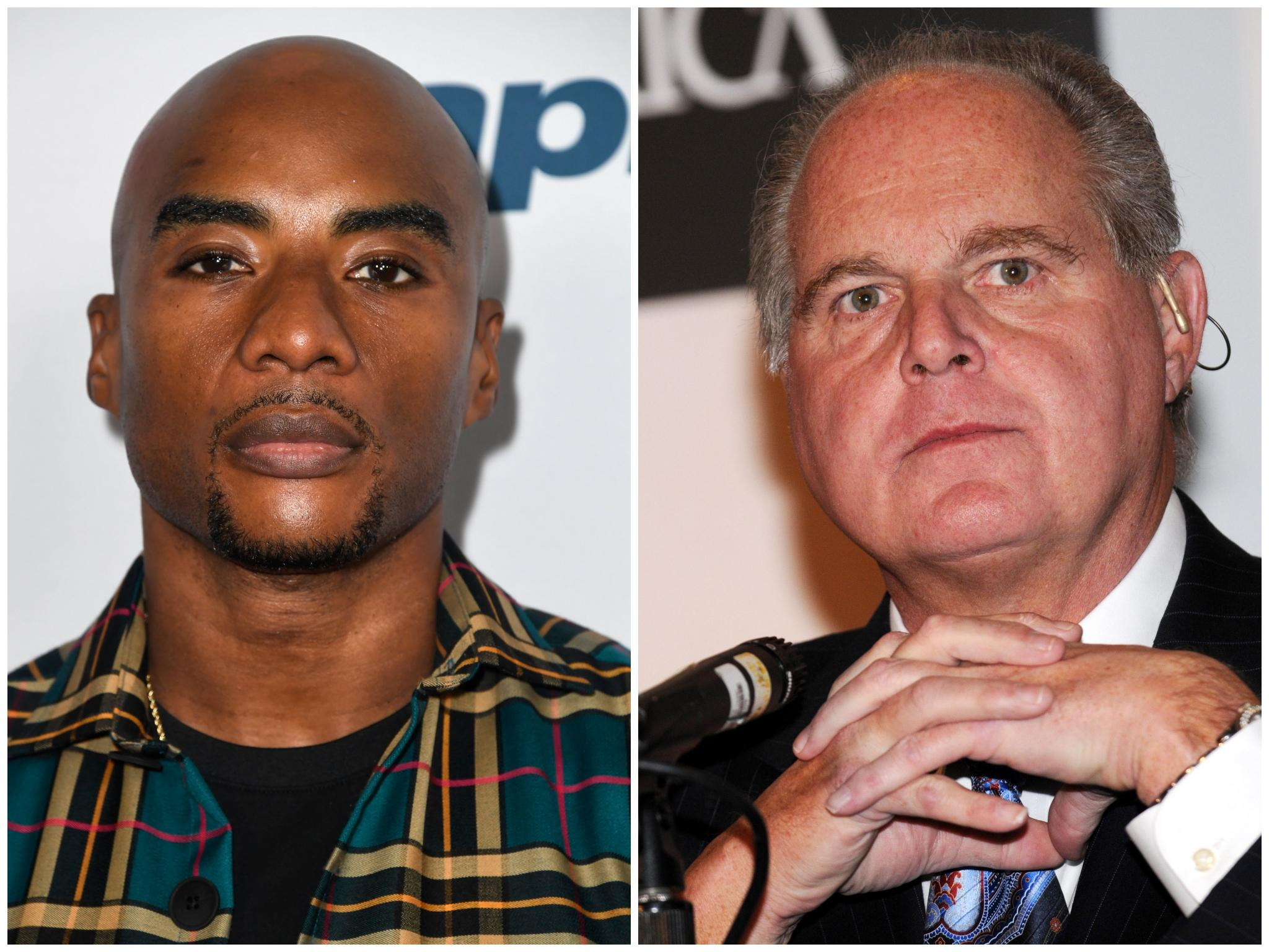 Charlamagne Tha God Clashes With Delusional Rush Limbaugh Over
