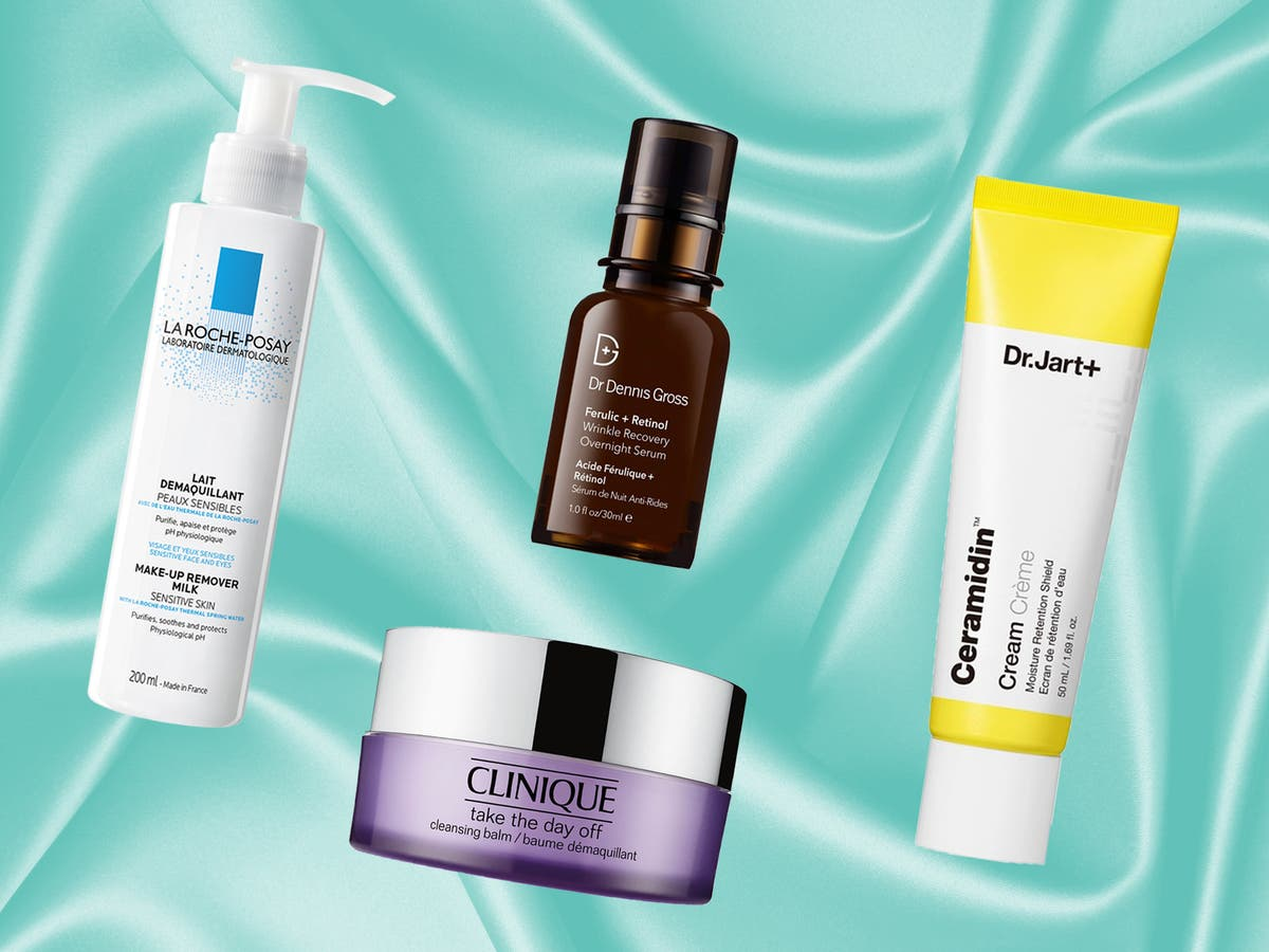 The best skincare routine for combination skin   The Independent