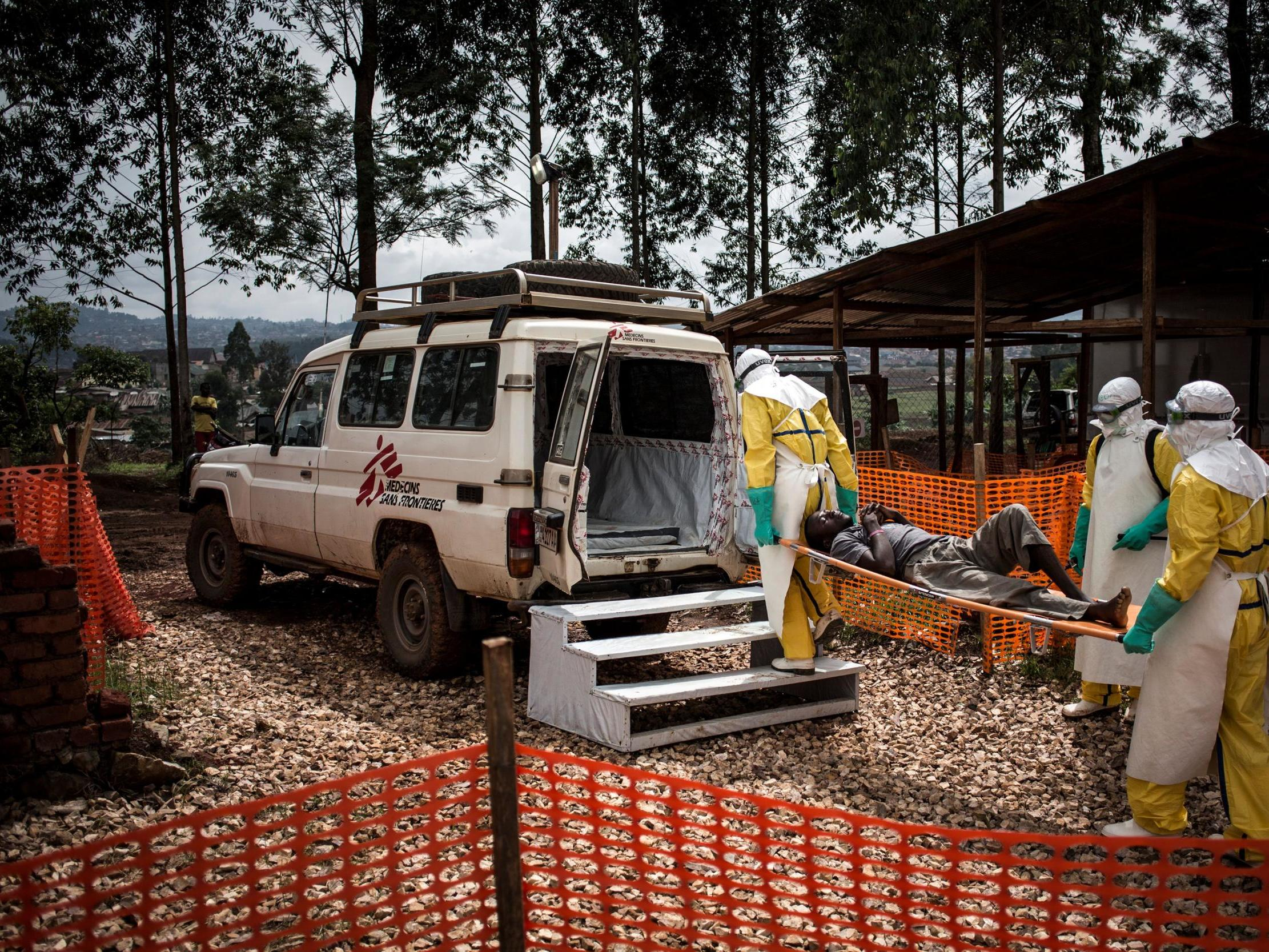 DRC facing 'race against the clock' to contain latest Ebola outbreak amid Covid-19 pandemic