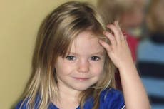 Madeleine McCann investigators receive 400 tips after new appeal