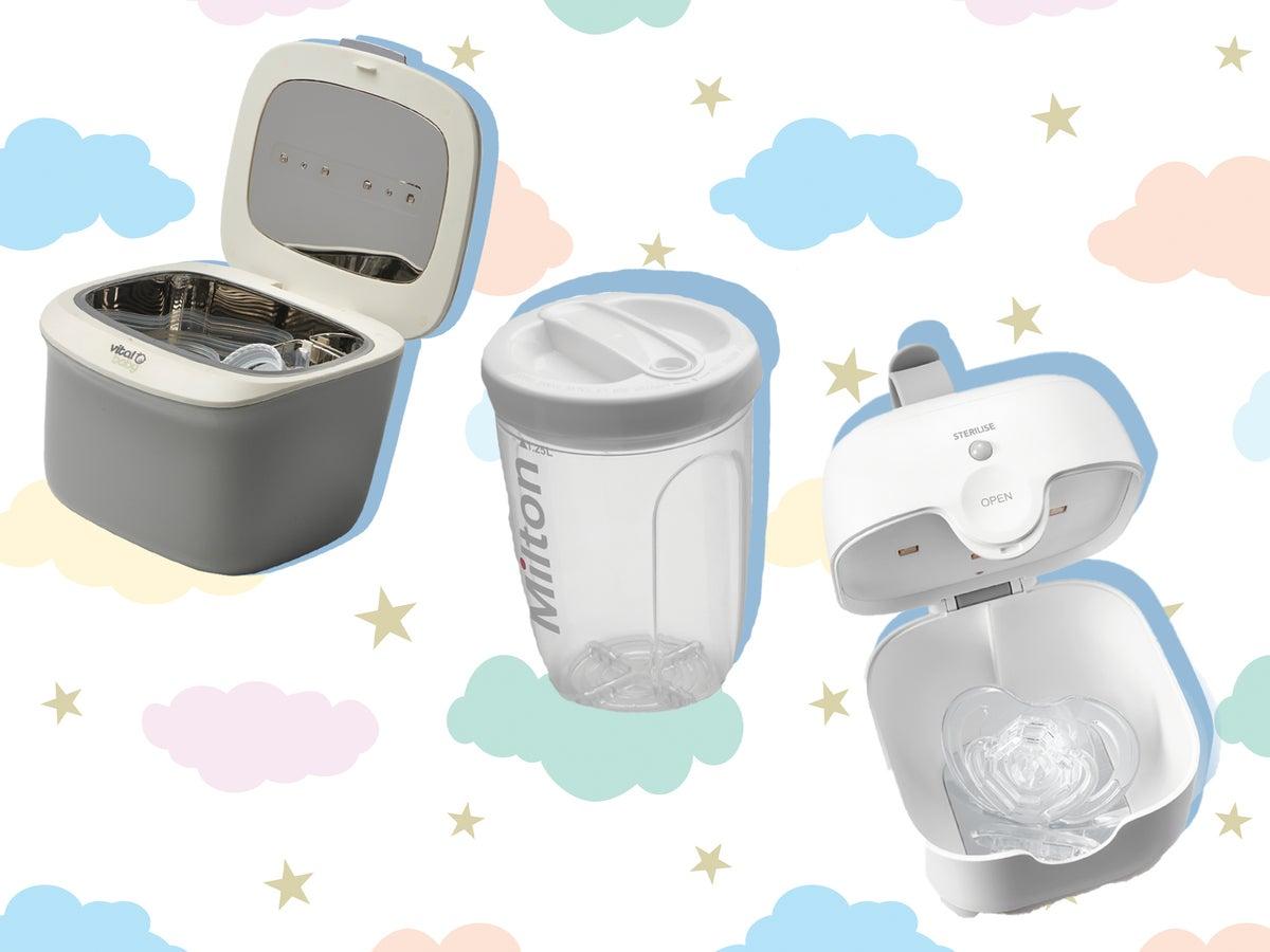 best baby bottle steriliser 2020