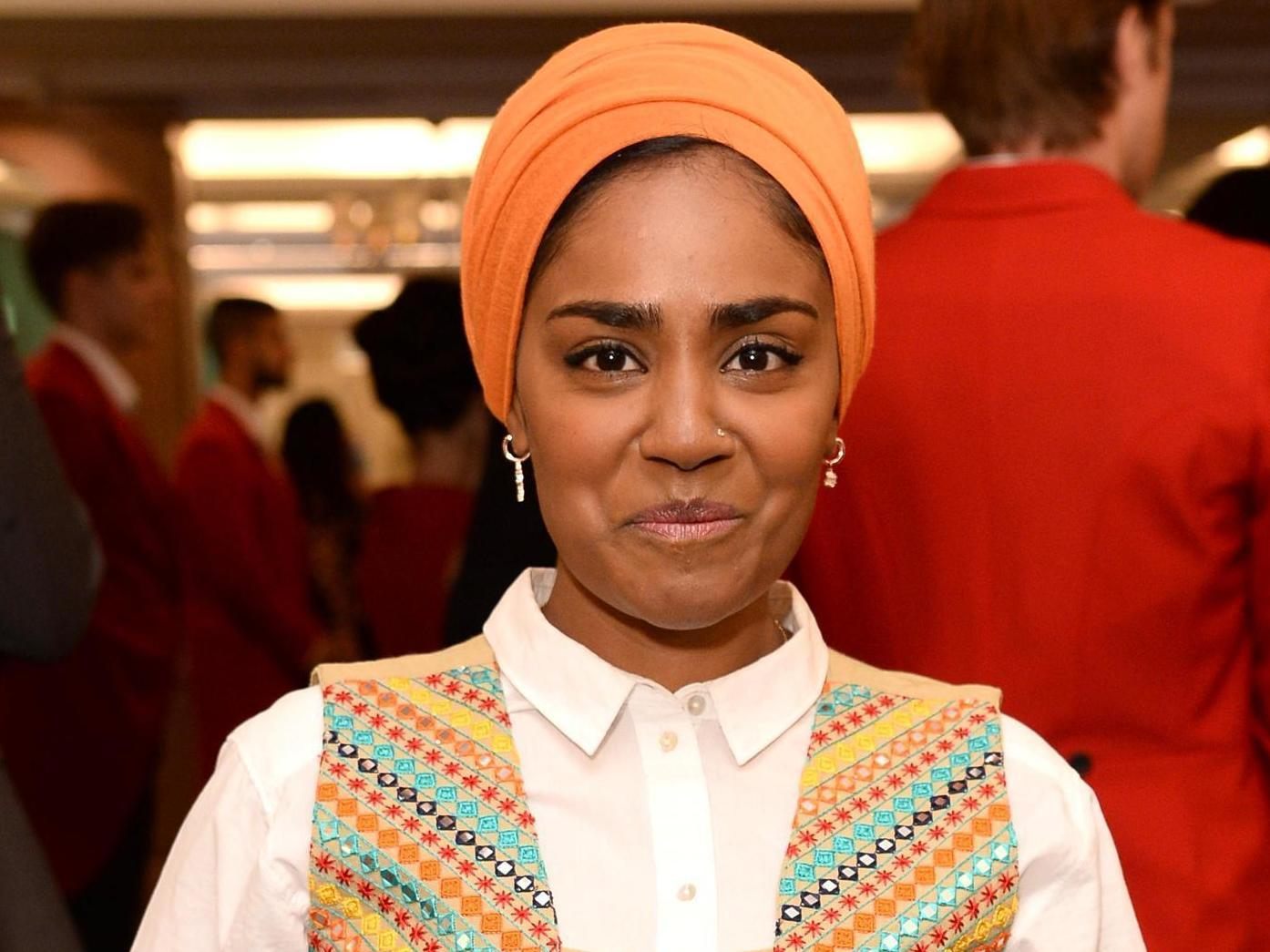 Nadiya Hussain says she's experienced more racism in last five years than ever before