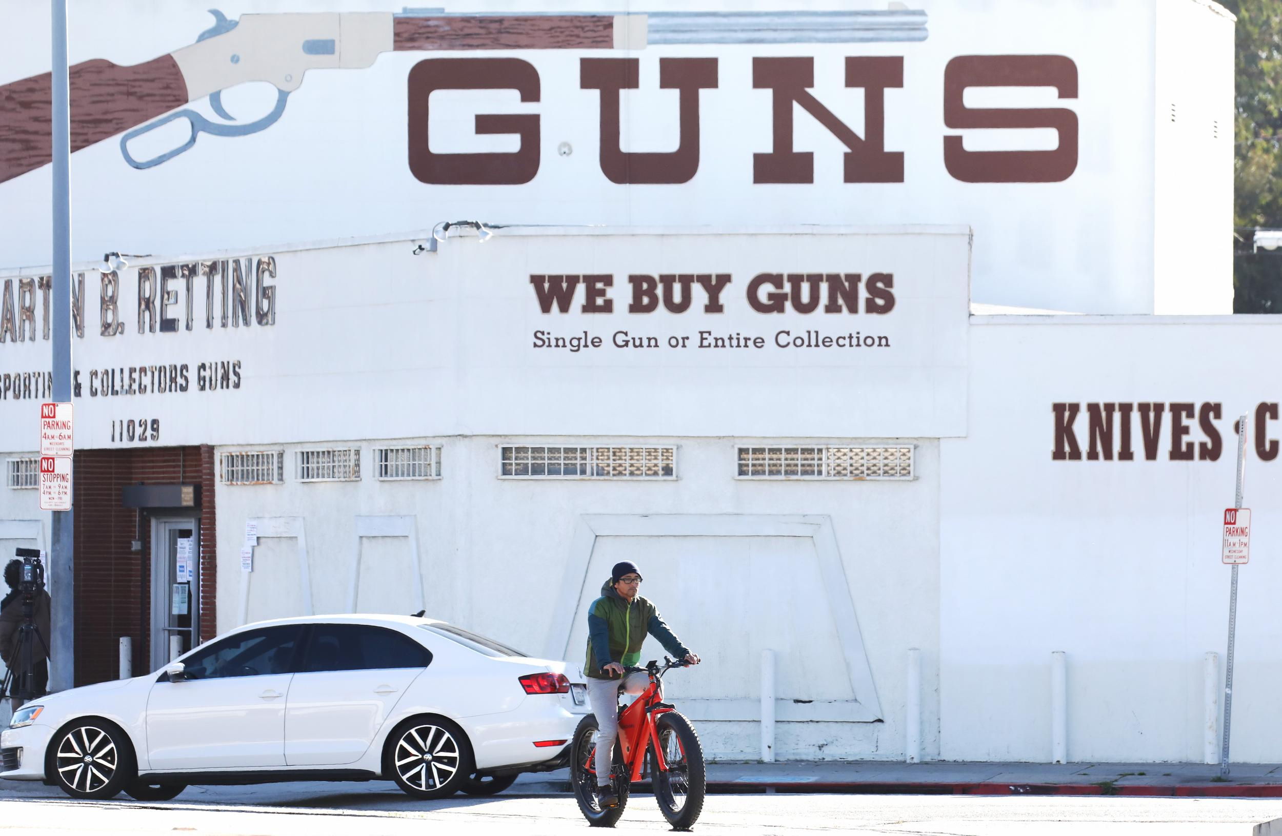 First-time gun owners at risk of suicide, new study confirms