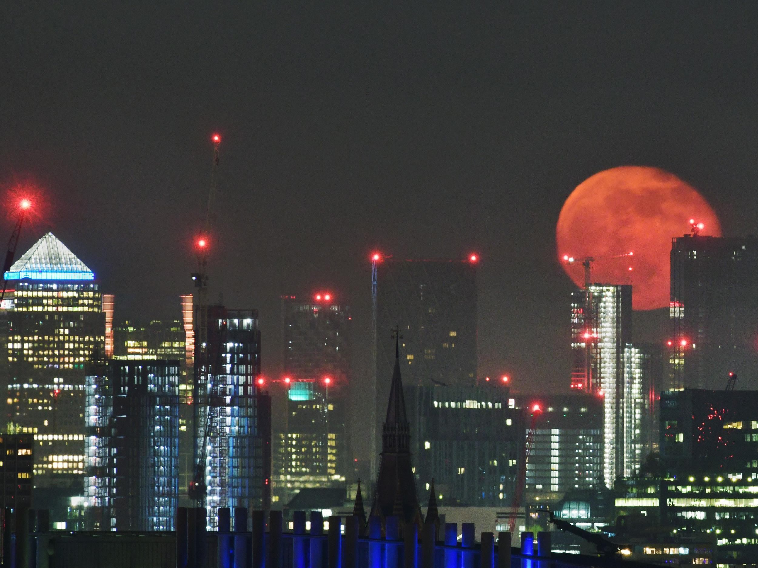 Image of article 'How to watch the Strawberry full moon this week'