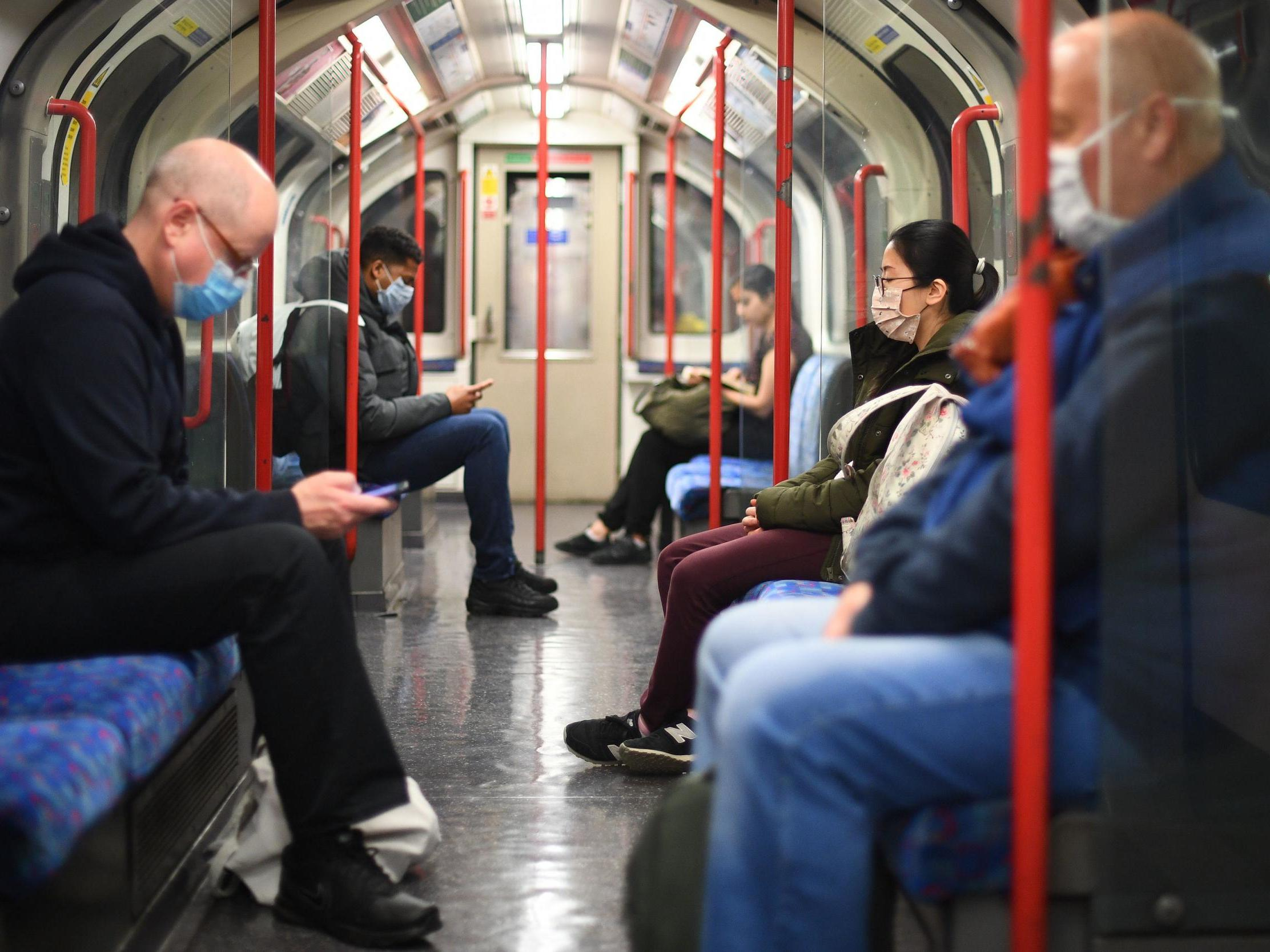 TfL launches new app to help Londoners use public transport safely