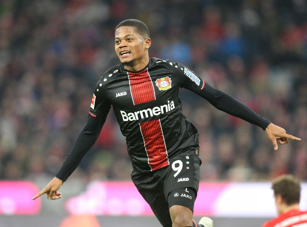 Leon Bailey Bayern