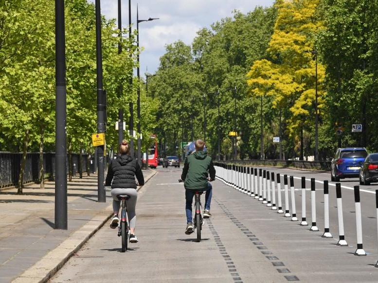The cyclist's century? How coronavirus could reshape UK cities and towns around two-wheel travel 'for generations to come'