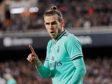 Bale doesn't want Premier League return and could end career in Madrid