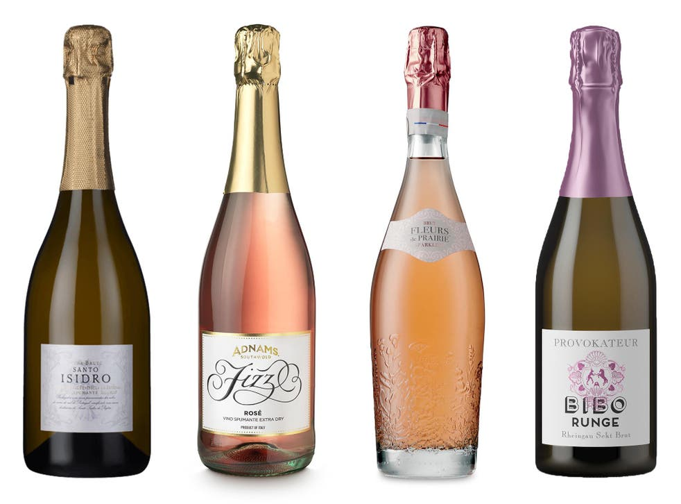 Let's get fizzical: prosecco and 'sparkling pinks' make for the perfect summer aperitif