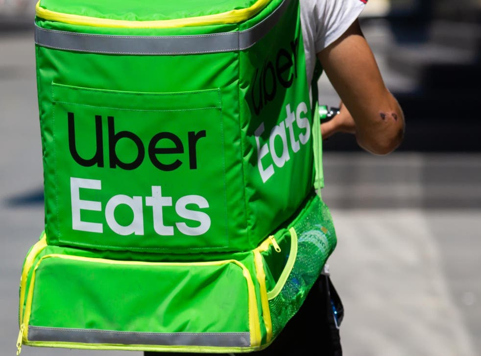 Uber Eats announces free delivery for black-owned restaurants (Stock)