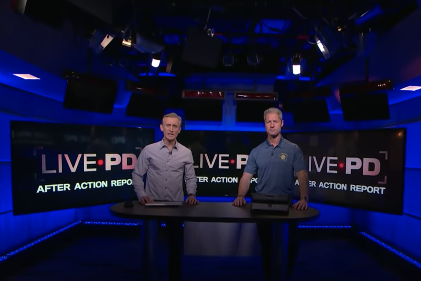 Live PD removed from A&E schedule in wake of George Floyd protests