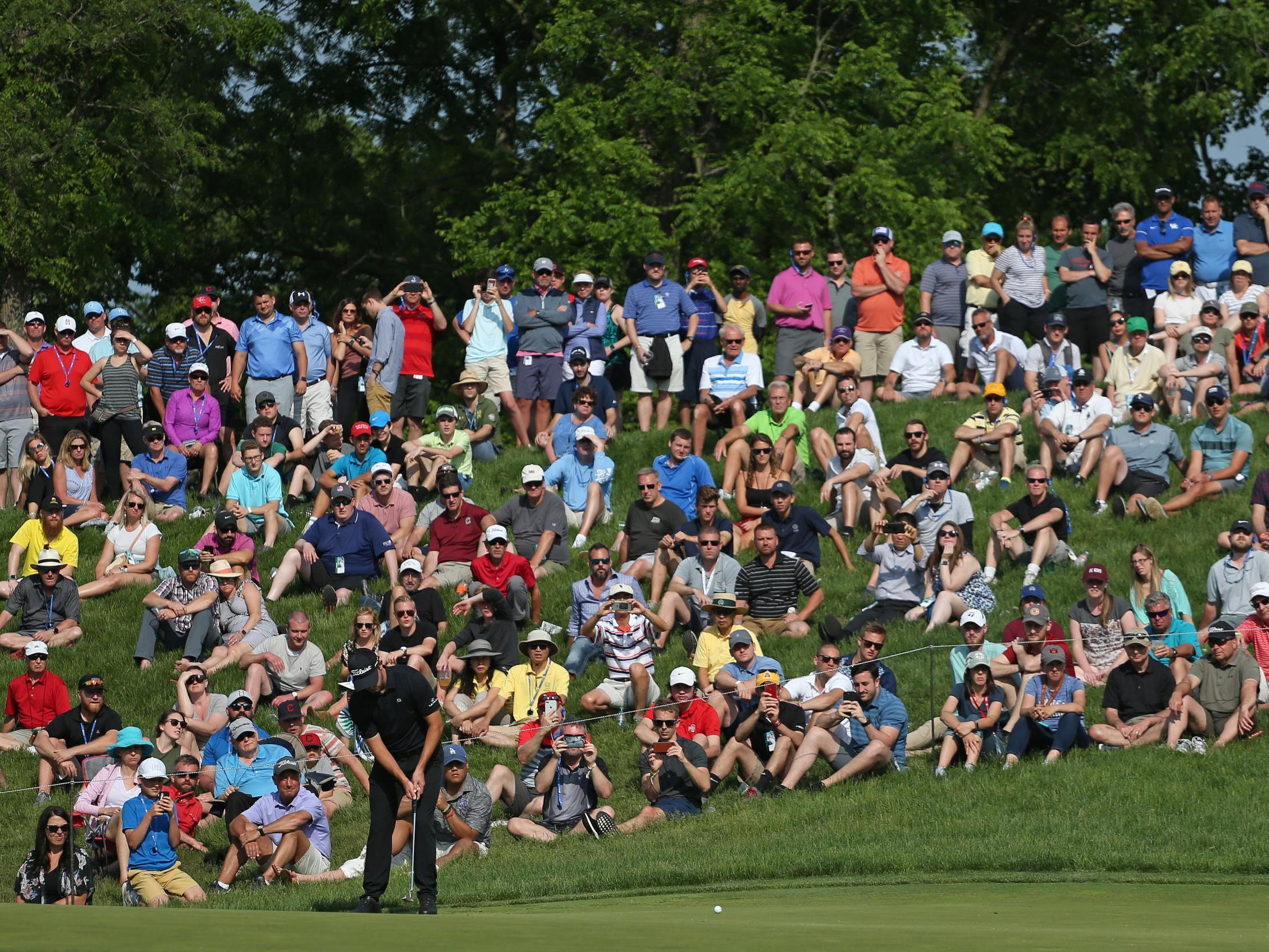 PGA Tour to allow spectators at Memorial Tournament thumbnail