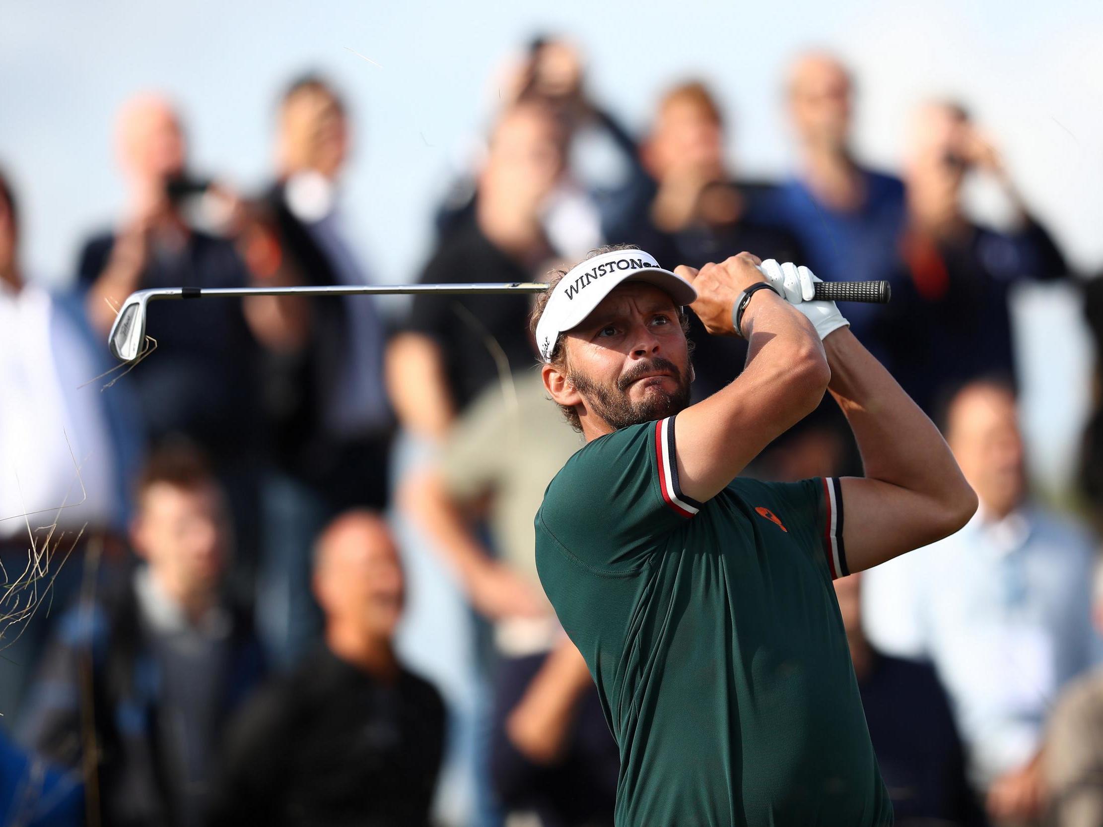 European Tour player Joost Luiten criticises 'unfair' world golf rankings | The Independent