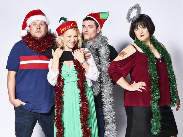 'Gavin & Stacey' returned for a Christmas episode in 2019
