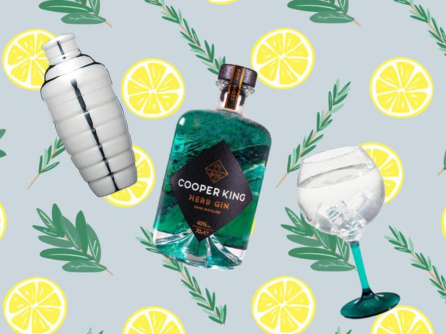 From cocktail recipes and shakers to eco-friendly gins, these are the must-have tipples and tools for any gin enthusiast