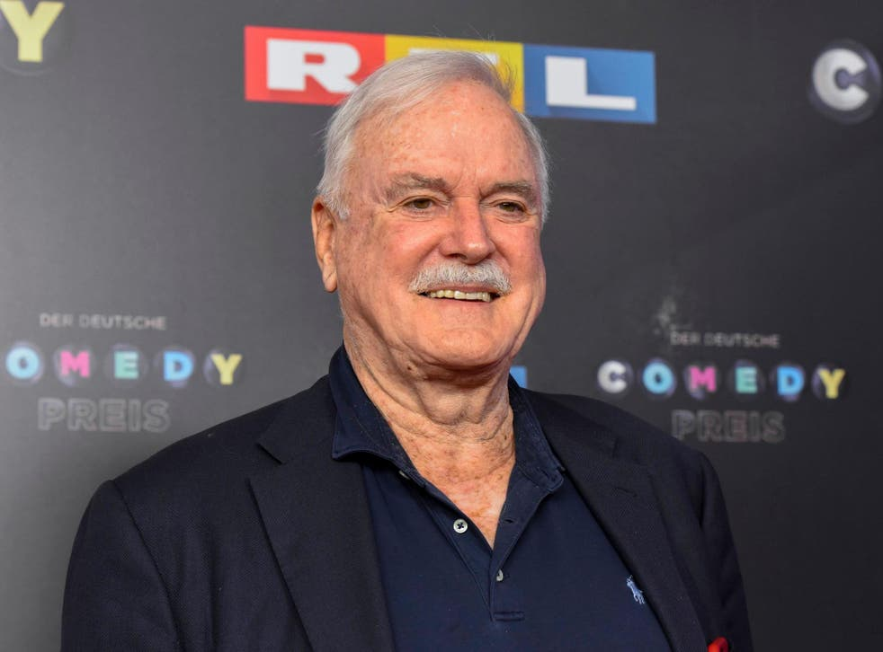 'Monty Python' star challenged comedians to tell him a funny 'woke joke'