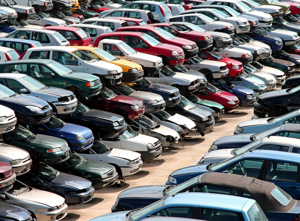 The average lifespan of a car in the UK is just over eight years