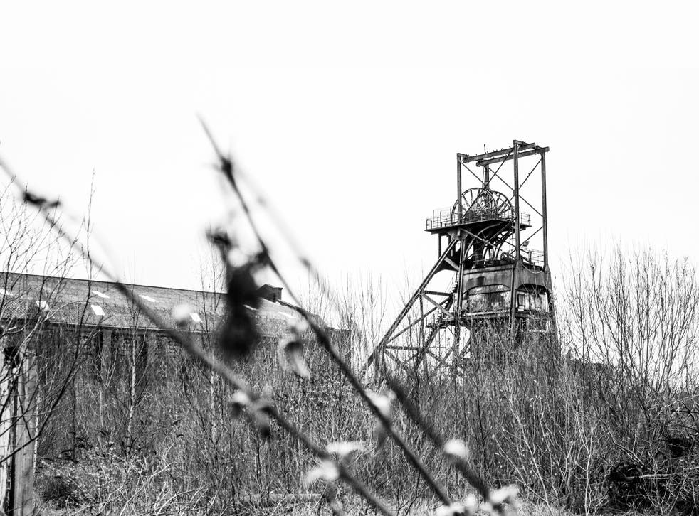 There are tens of thousands of abandoned mines in the UK according to the Coal Authority
