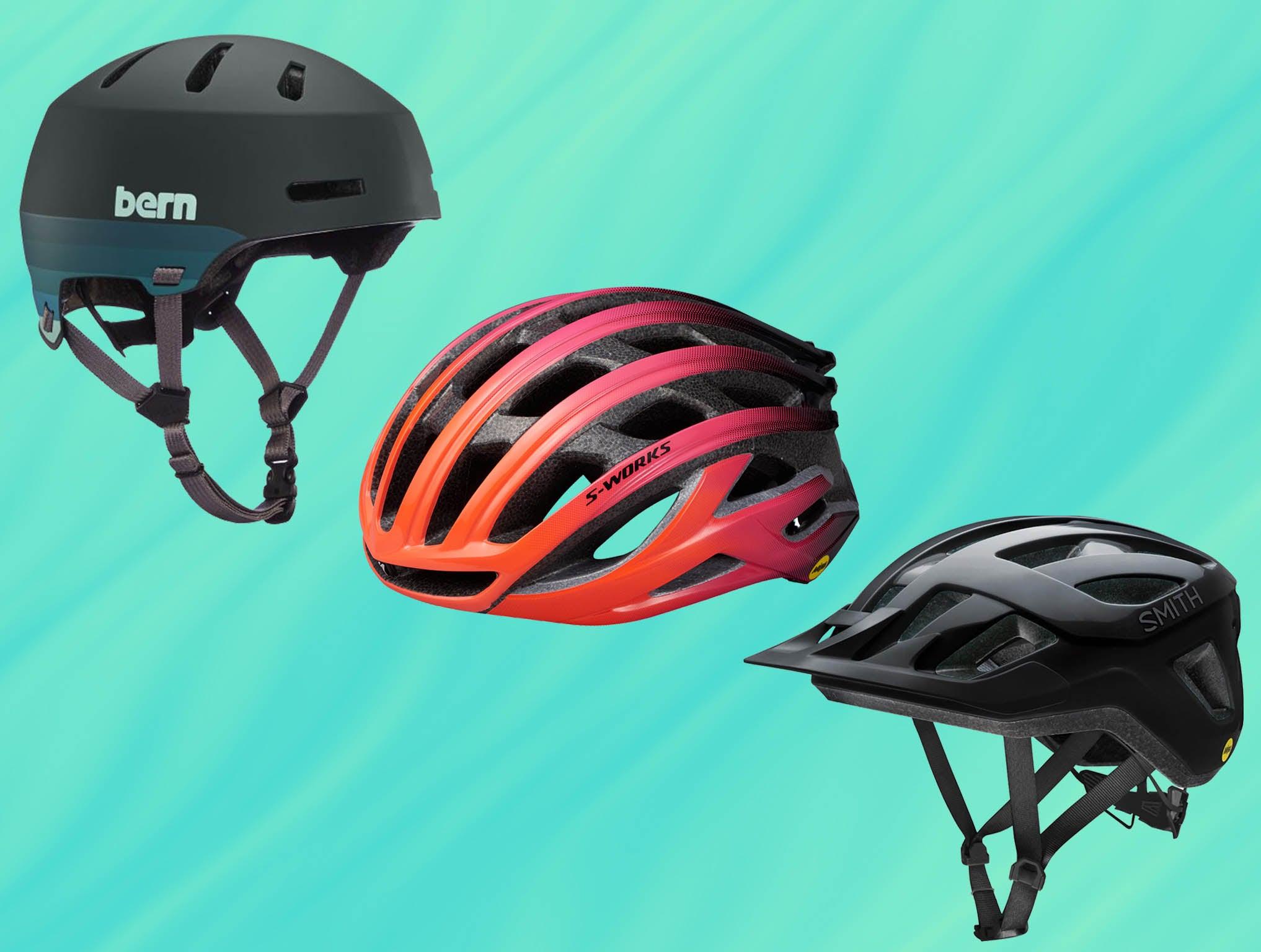 Buyers guide to road bike helmets