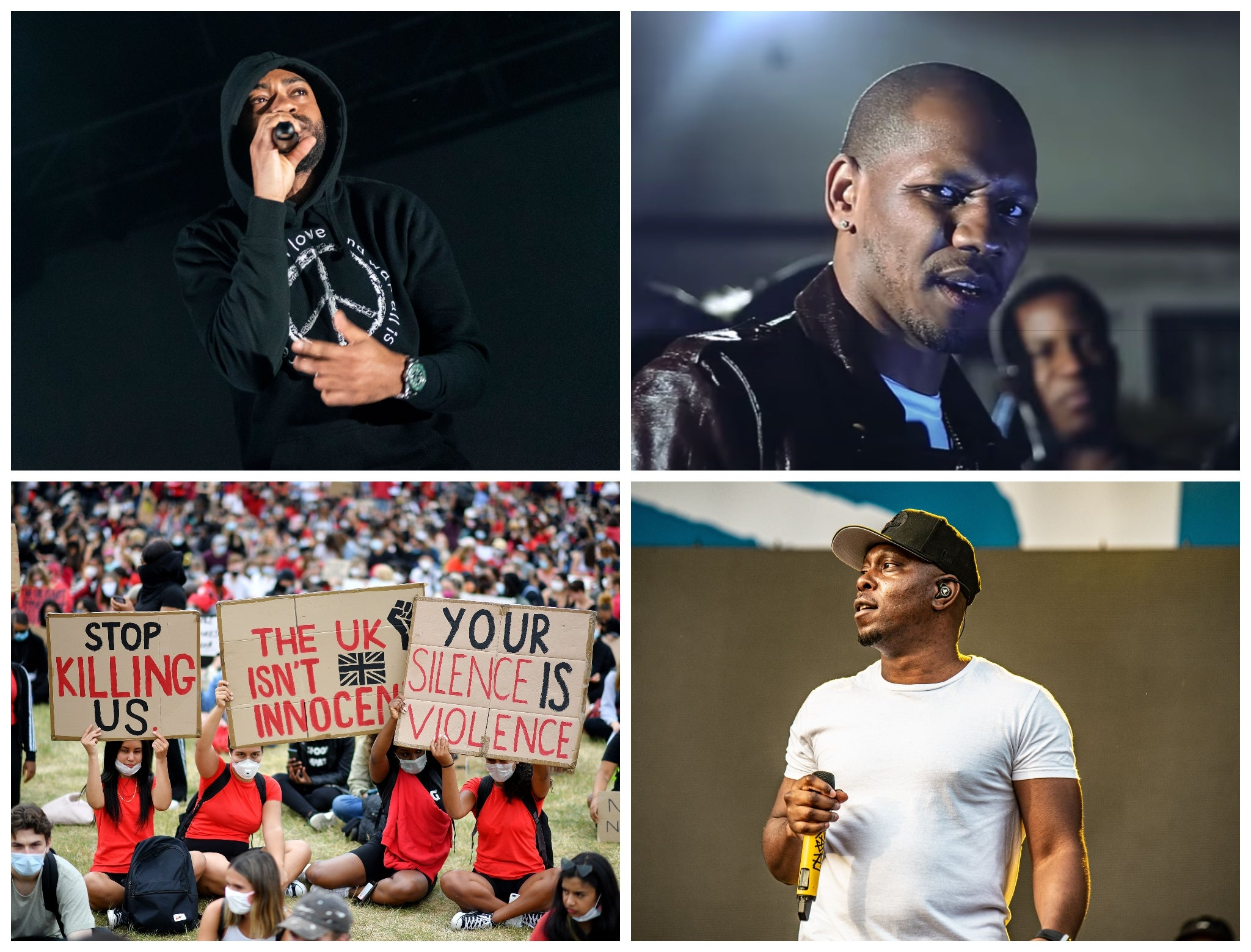 The British rap songs that speak to black pain, from Kano to Giggs | The  Independent | The Independent