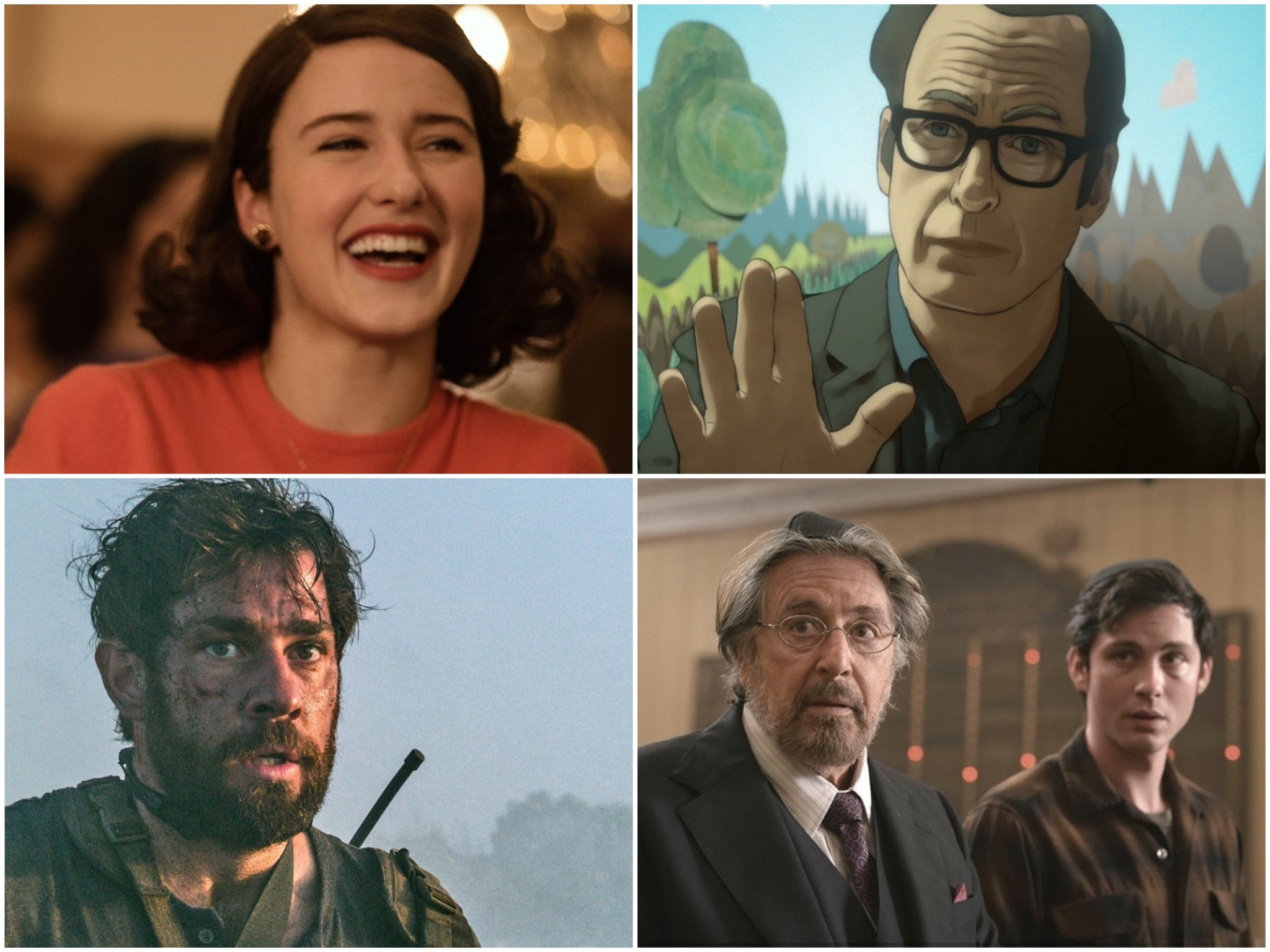10 movies to watch when you're high out of your mind