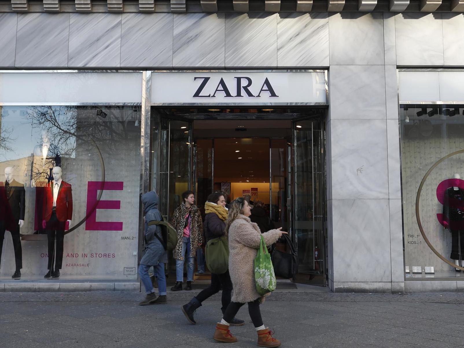 Zara owner Inditex to close up to 1,200 fashion stores around the world