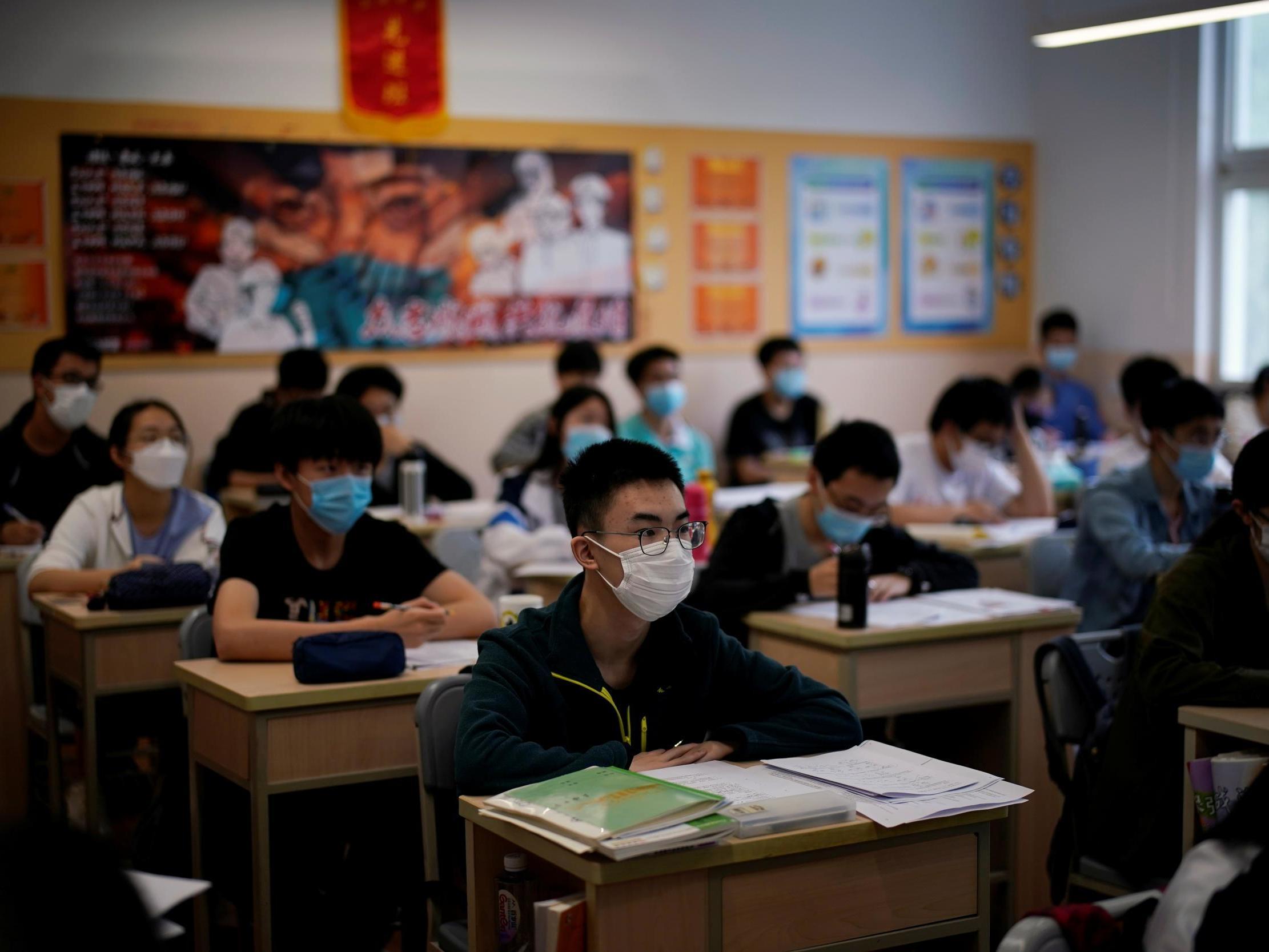 Coronavirus: Are countries around the world sending children back to school? thumbnail