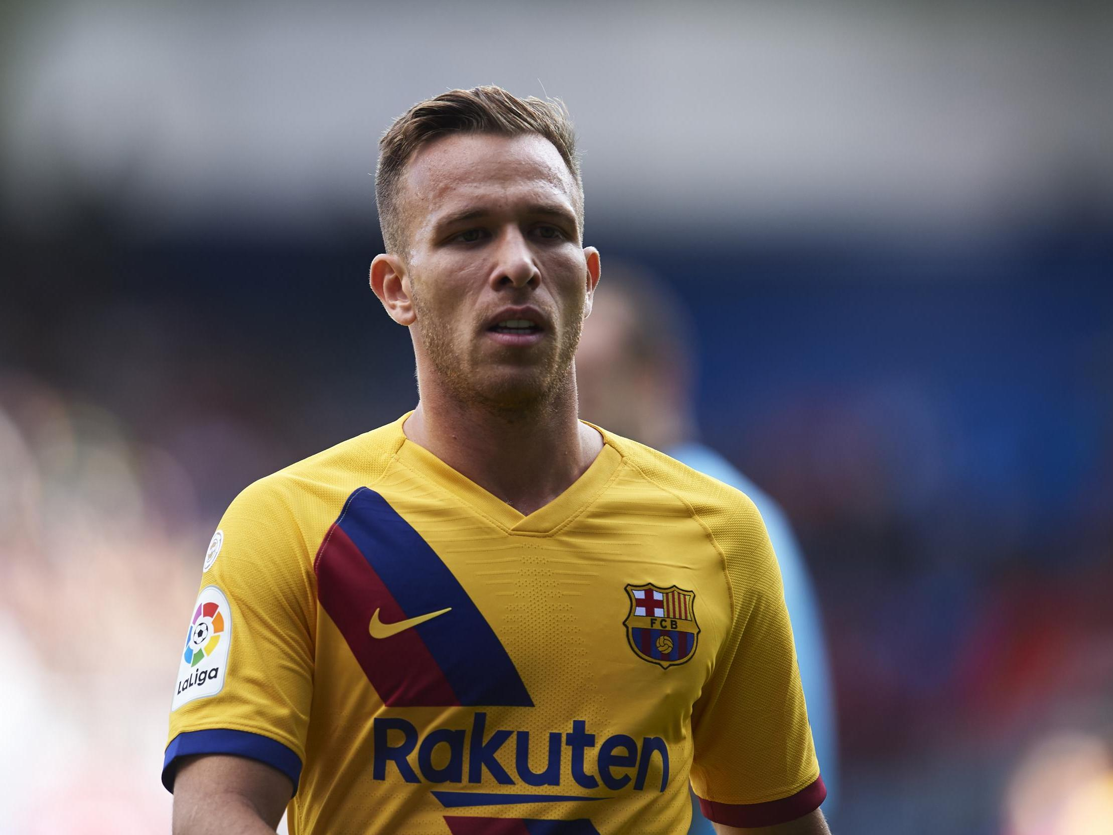 Arthur Melo Transfer Barcelona Sell Midfielder To Juventus For 66m The Independent The Independent