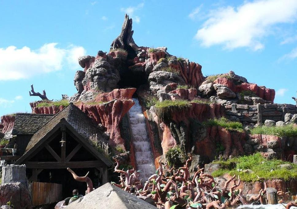 Disney Will Change Theme Of Splash Mountain Ride After Petition